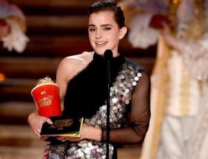 """Emma Watson hace historia con su premio MTV a """"Mejor Actor"""""""