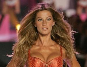 El trozo de papel que hizo que Gisele Bündchen dejara de desfilar para Victoria's Secret