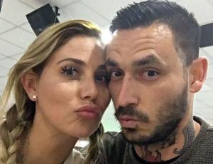 Mauricio Pinilla revela foto de su primer beso con Gissella Gallardo