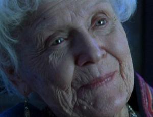"""Conoce cómo era cuando joven la anciana """"Rose"""" de Titanic"""