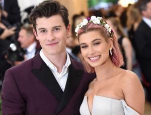 Shawn Mendes habló del romance de Justin Bieber y Hailey Baldwin