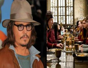 Actor de Harry Potter se convirtió en el doble de Johnny Depp