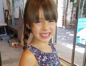 La divertida imitación de la hija de Daniel Valenzuela a Yamila Reyna