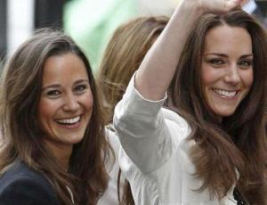 Así la hermana de Kate Middleton confirmó su embarazo