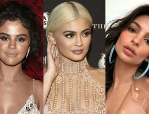 10 celebridades que impresionaron al mostrarse sin maquillaje
