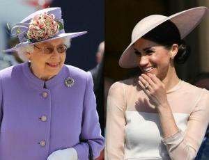 Meghan Markle y la reina Isabel II se irán de viaje juntas