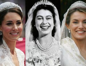 Boda real: estas fueron las novias que conquistaron al mundo con su look