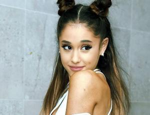 Ariana Grande habló de las partes íntimas de su novio