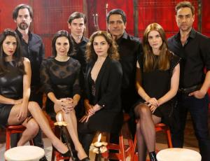 Nueva teleserie nocturna de Canal 13 comenzó sus grabaciones y revela primeras imágenes