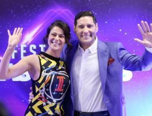 Tonka Tomicic y Pancho Saavedra animarán el Festival de Las Condes