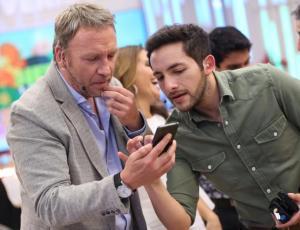 Martín Cárcamo revoluciona Instagram sumando 30 mil seguidores en 20 minutos