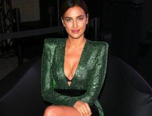 Irina Shayk impulsa la moda de la ropa interior masculina