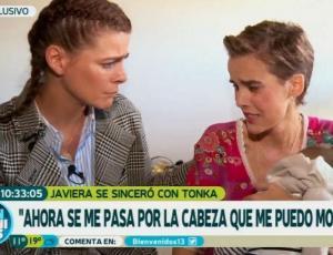 """""""Este cáncer me tiene jodida"""": el crudo relato de Javiera Suárez"""