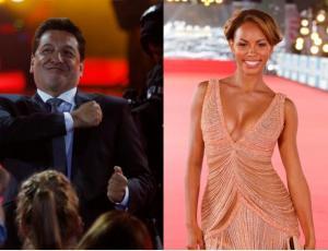 Julio César Rodríguez sale en defensa de Betsy Camino tras polémicas en Viña 2018