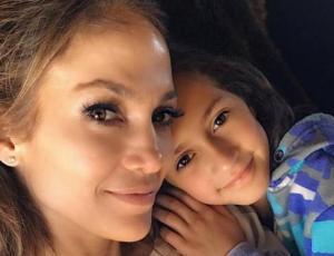 Hija de Jennifer Lopez participa en el nuevo video de la cantante