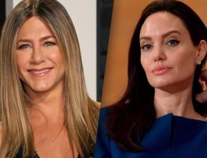 Los Golden Globes van a juntar por primera vez a Angelina Jolie con Jennifer Aniston
