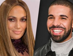 Filtran video de Jennifer Lopez y Drake a los besos