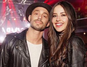 """Fernanda Figueroa y """"Joche"""" se fueron a Miami a ver al """"Chispa"""""""