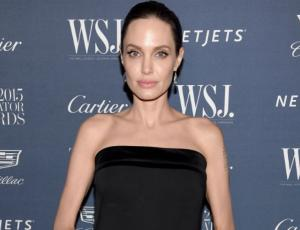 Angelina Jolie borrará tatuajes que le recuerdan a Brad Pitt