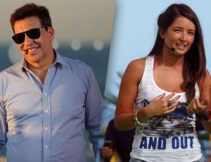 Camila Nash rompe el silencio tras supuesto quiebre con JC Rodríguez