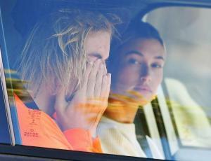 ¿Crisis matrimonial? Captan a Justin Bieber y Hailey Baldwin en una tensa situación