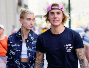 El desconsolado llanto de Justin Bieberen la puerta de la casa deHailey Baldwin