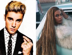 Justin Bieber y Beyoncé lideran nominaciones a los premios MTV de Europa