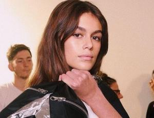 Kaia Gerber sorprende con evidente baja de peso en medio de su auge como modelo