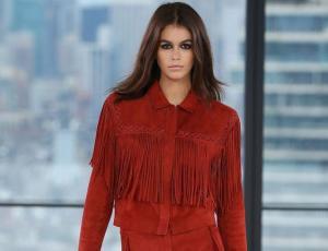 "Longchamp resalta el estilo ""Boho"" en la NYFW"