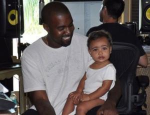 El nuevo álbum de Kanye West casi no se lanza por culpa de North