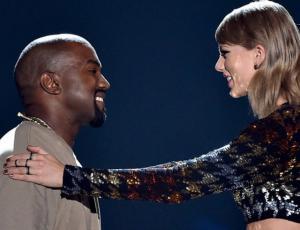Kanye West insulta a Taylor Swift en su nueva canción