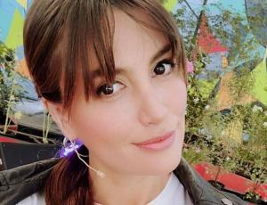 Karen Bejarano alargó su pelo de un día a otro ¡y no se nota!