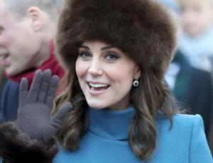 ¡Adorables! Hijos de Kate Middleton se roban las miradas en evento