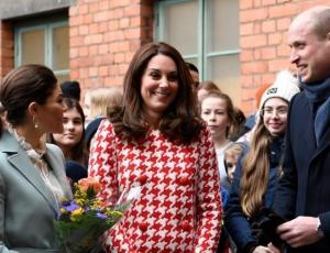 Kate Middleton sorprende nuevamente con un look inspirado en Lady Di