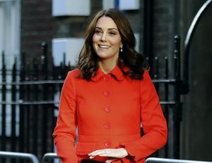 Kate Middleton aparece públicamente sin su anillo de compromiso