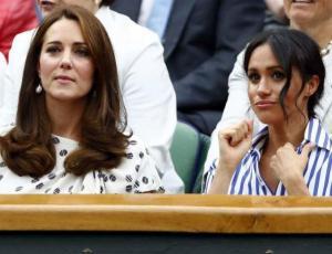 Kate Middleton sintió que Meghan Markle la utilizó para ascender en la escala real