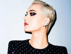 Katy Perry le roba un beso a un jovencito y enciende la polémica