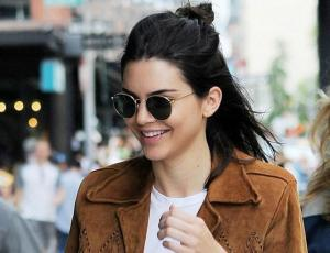 El sencillo pero elegante look de Kendall Jenner para salir a comer sushi