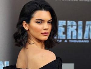 Kendall Jenner explicó que se tatuó el labio estando borracha