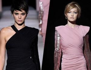 Los looks de Kendall Jenner y Gigi Hadid por las calles de Nueva York