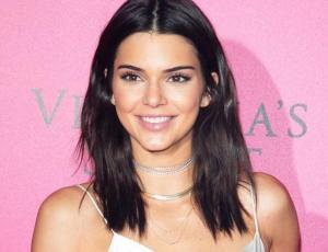 El look masculino de Kendall Jenner