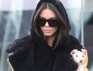 Kendall Jenner luce una versión veraniega del traje de dos piezas