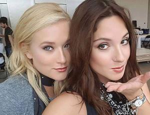 Kel Calderón y Vesta Lugg también conocieron a Kendall Jenner