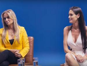 Pamela Díaz, Kenita Larraín y Adriana Barrientos se dicen de todo en spot