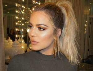 Khloé Kardashian se superó con la inconformidad de sus fieles sobre su figura