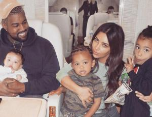 Kim Kardashian y Kanye West contrataron bomberos privados para salvar su casa