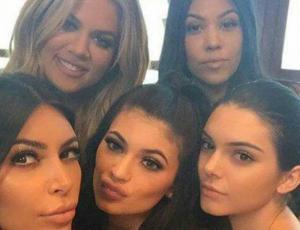 Kim Kardashian habló del rol maternal de sus hermanas