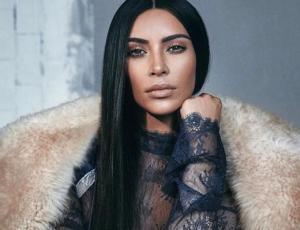 Así se verá Kim Kardashian con tres hijos