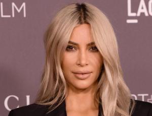 El desnudo detrás de cámaras de Kim Kardashian que encendió la web