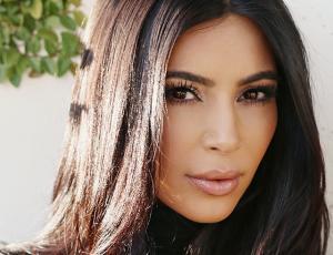 Kim Kardashian se muestra feliz y en familia junto a Kanye West
